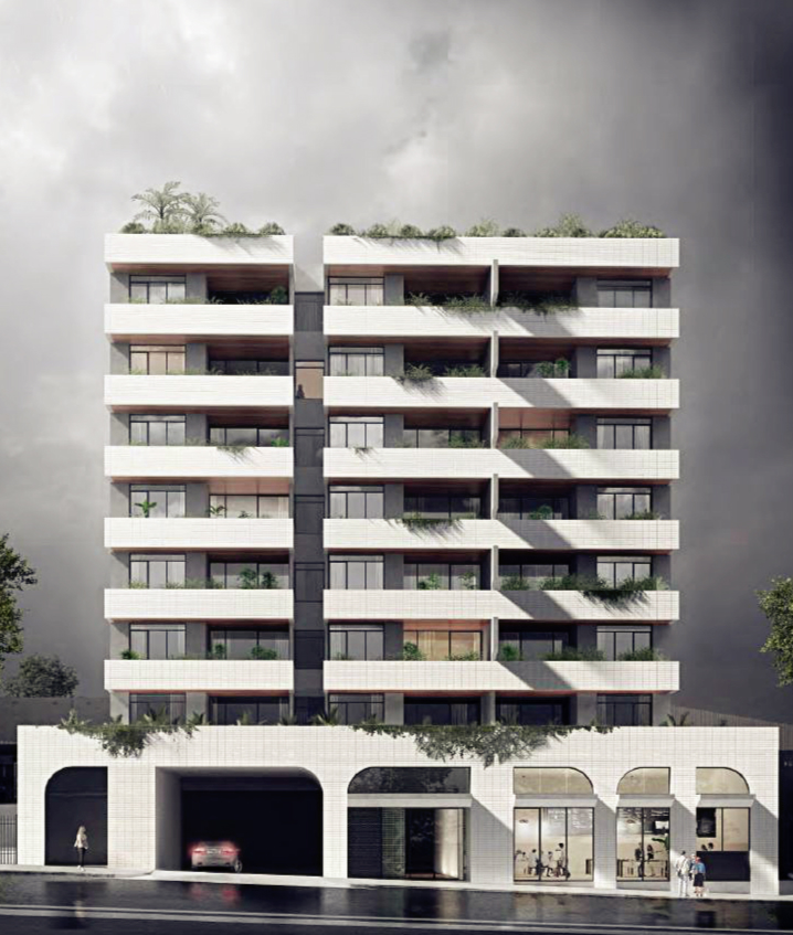 Bowen Hills Apartments